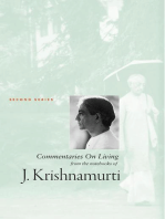 Commentaries On Living 2
