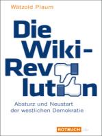 Die Wiki-Revolution