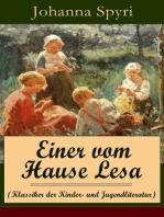 Einer vom Hause Lesa (Klassiker der Kinder- und Jugendliteratur)