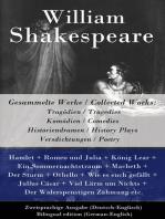 Gesammelte Werke / Collected Works