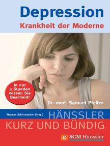 Depression: Krankheit der Moderne