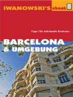 Barcelona & Umgebung - Reiseführer von Iwanowski