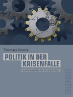 Politik in der Krisenfalle (Telepolis)