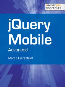 jQuery Mobile - Advanced: Advanced