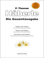 Helfen und Heilen / Raten und Retten / Sammeln und Sichten