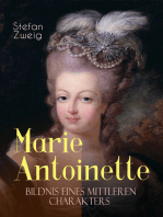 Marie Antoinette. Bildnis eines mittleren Charakters