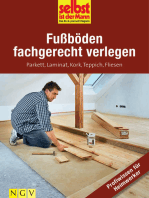 Fußböden fachgerecht verlegen - Profiwissen für Heimwerker
