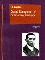 Obras Escogidas de Vygotski - V: Fundamentos de defectología