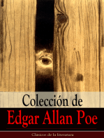 Colección de Edgar Allan Poe: Clásicos de la literatura