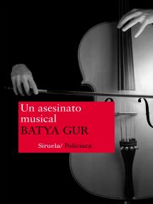 Un asesinato musical: Un caso barroco