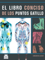 El libro conciso de los puntos gatillo (Color)