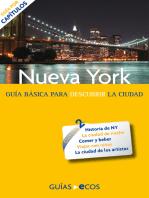 Nueva York. Preparar el viaje