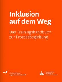Inklusion auf dem Weg: Das Trainingshandbuch zur Prozessbegleitung (SD 53)