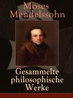 Gesammelte philosophische Werke