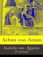 Isabella von Ägypten (Erzählung)