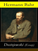 Dostojewski (Essay)