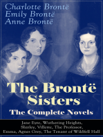 The Brontë Sisters - The Complete Novels