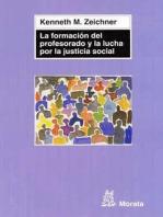 La formación del profesorado y la lucha por la justicia social