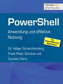 PowerShell: Anwendung und effektive Nutzung