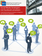 Social Media Strategien mit Facebook umsetzen