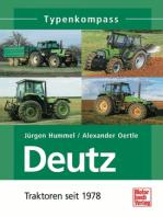 Deutz 2: Traktoren seit 1978