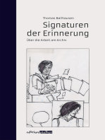 Signaturen der Erinnerung