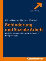Behinderung und Soziale Arbeit