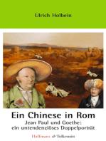 Ein Chinese in Rom