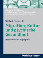 Migration, Kultur und psychische Gesundheit