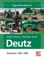 Deutz 1: Traktoren 1927 - 1981