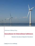 Innovationen im Unternehmen kultivieren