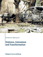 Violence, Extremism and Transformation