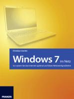 Windows 7 im Netz