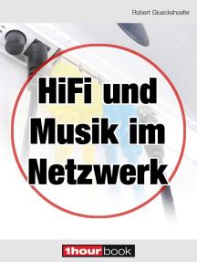 Hifi und Musik im Netzwerk: 1hourbook