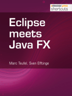 Eclipse meets Java FX