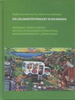 """Ein Solidaritätsprojekt in Nicaragua: Bücherbus """"Bertolt Brecht"""", Deutsch-Nicaraguanische Bibliothek, Buchbinderwerkstatt """"Sophie Scholl"""""""