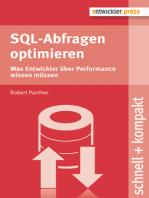 SQL-Abfragen optimieren