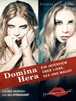 Domina Hera - Ein Interview über Liebe, Sex und Macht