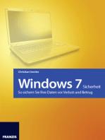 Windows 7 - Sicherheit