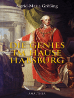 Die Genies im Hause Habsburg