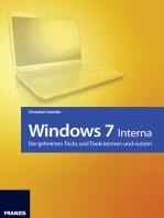 Windows 7 - Interna