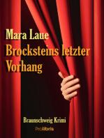 Brocksteins letzter Vorhang