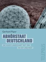 Abhörstaat Deutschland (Telepolis)