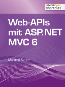 Web-APIs mit ASP.NET MVC 6