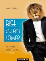 Bist du ein Löwe?