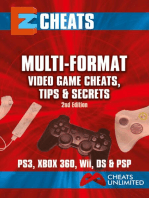 MultiFormat Video Game Cheats Tips and Secrets