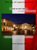 Death at the Opera - Language Course Italian Level A2