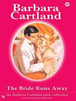 The Bride Runs Away