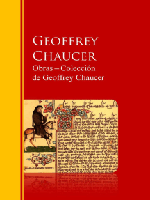 Obras ─ Colección de Geoffrey Chaucer: Biblioteca de Grandes Escritores