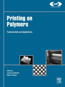 Printing on Polymers: Fundamentals and Applications